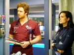 Handling The Parents - Chicago Med
