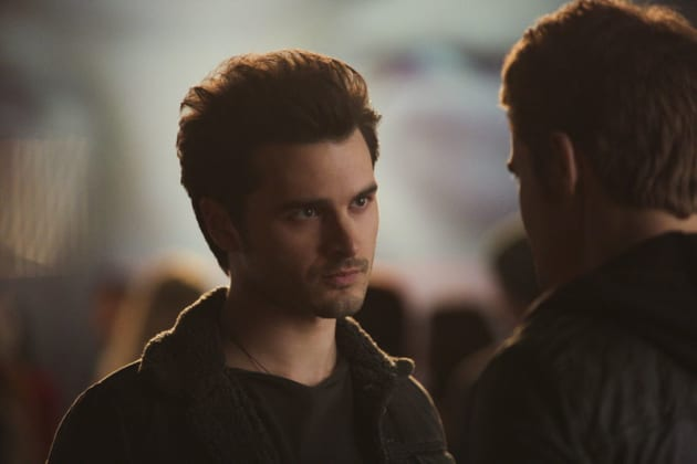 Dangerous Enzo - The Vampire Diaries Season 6 Episode 11