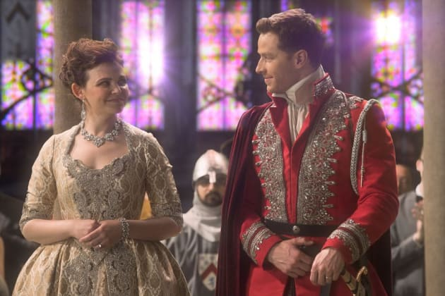 Snow White and Prince Charming - Once Upon a Time