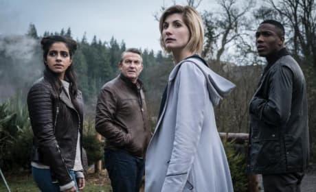 Doctor Who Season 11 Cast