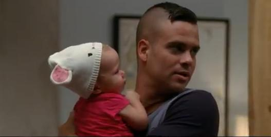 Puck and Daughter