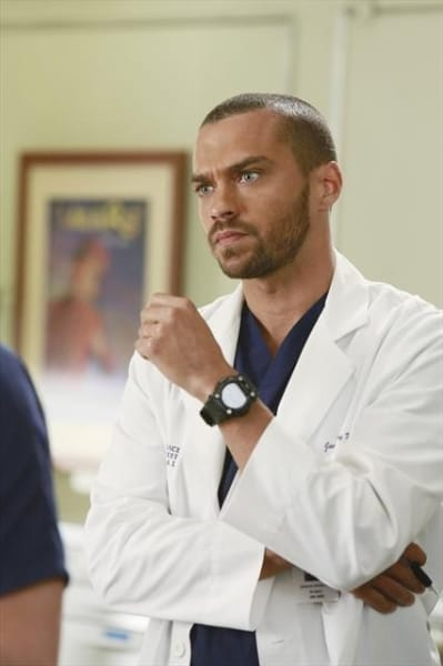 Grey\'s Anatomy Q&A: Jesse Williams on Becoming the New Boss - TV Fanatic