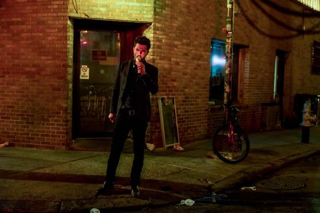 Lighting Up - Preacher Season 2 Episode 7