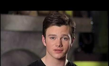 Chris Colfer PSA