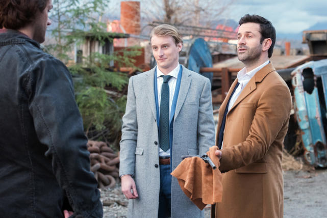 Handing over the Colt? - Supernatural Season 12 Episode 17