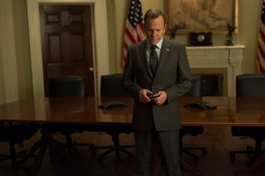 A Broken Man - Designated Survivor Season 2 Episode 11