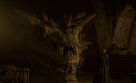 A Dead Dragon - Game of Thrones Season 7 Episode 2