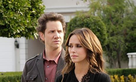 Eli with Melinda