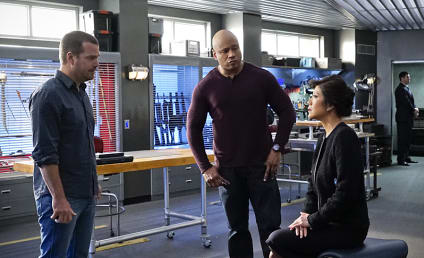 NCIS Los Angeles Season 6 Episode 13 Review: In the Line of Duty