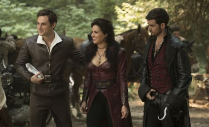 Once Upon a Time: Canceled After Seven Seasons at ABC!