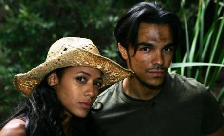 Dania Ramirez, Shalim Ortiz