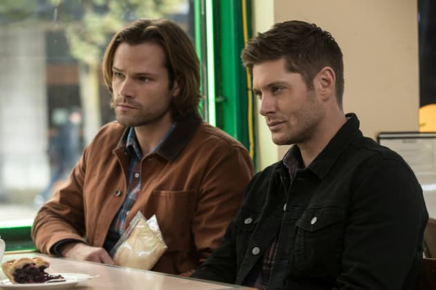 Always Time For Pie -- Supernatural Season 13 Episode 8