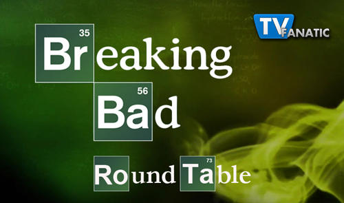 Breaking Bad Round Table Logo