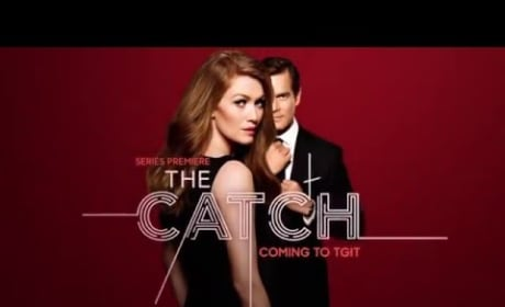 The Catch Season 1 Episode 1 Promo
