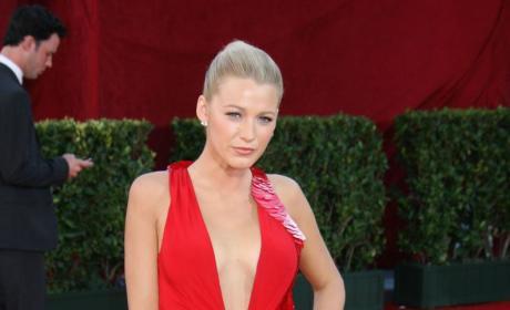 Blake Lively: Emmy Style