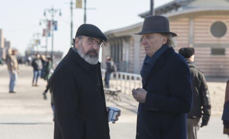 Saul Asks Viktor for Help  - Homeland Season 6 Episode 6
