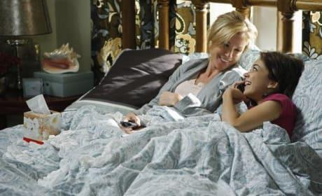 Mother/Daughter Bonding