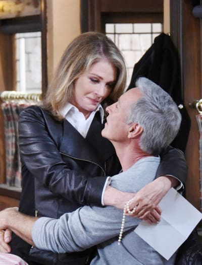 Marlena and John Celebrate - Days of Our Lives