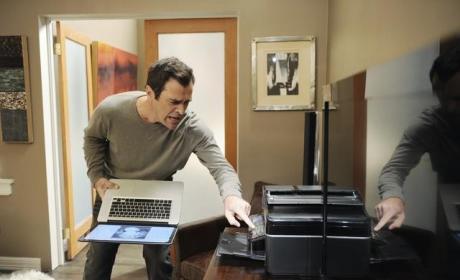 Printer Frustration