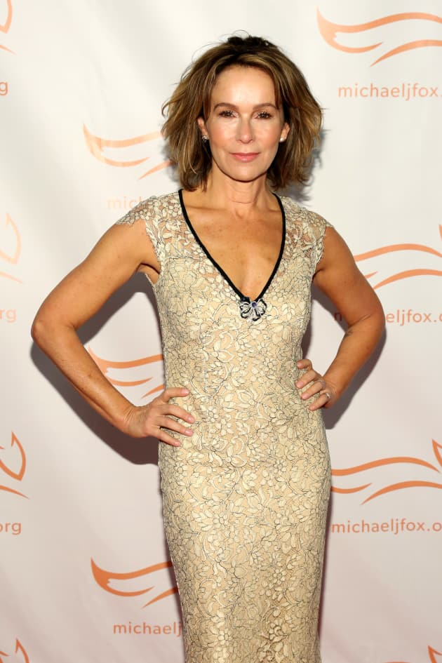 Jennifer Grey Attends Charity Event