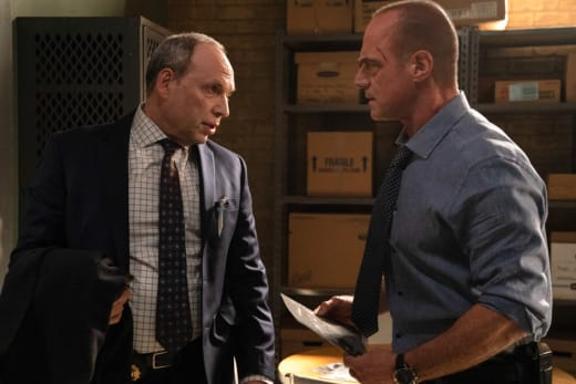 A Face Off With a Mob Lawyer - Law & Order: Organized Crime Season 1 Episode 4