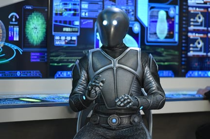 Isaac Asks a Question - The Orville Season 1 Episode 7