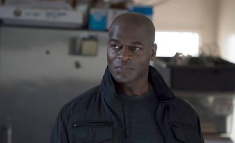 Frustrated Dembe - The Blacklist Season 5 Episode 17