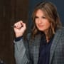 In the Interrogation Room - Law & Order: SVU Season 20 Episode 22