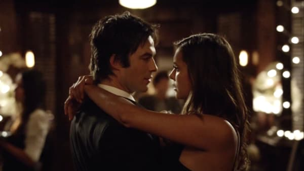 Damon & Elena - The Vampire Diaries