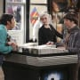 A New Woman for Raj? - The Big Bang Theory Season 9 Episode 14