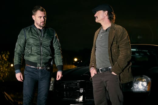 Ruzek Faces Voight - Chicago PD Season 5 Episode 9