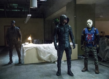 Watch Arrow Season 5 Episode 9 Online