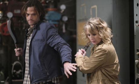 Two is better than one - Supernatural Season 12 Episode 14