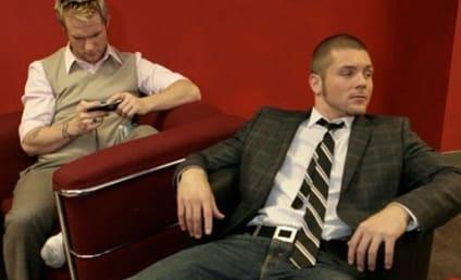 American Idol Photoshop Fun: Blake Lewis and Chris Richardson Get Cozy