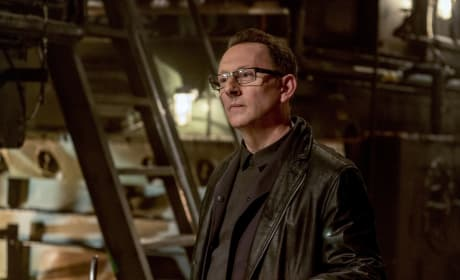 Cayden James Is Back - Arrow Season 6 Episode 7
