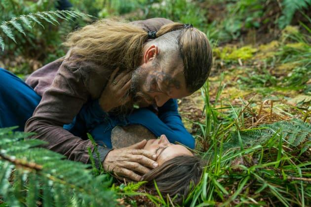 Astrid and Harald - Vikings Season 5 Episode 6