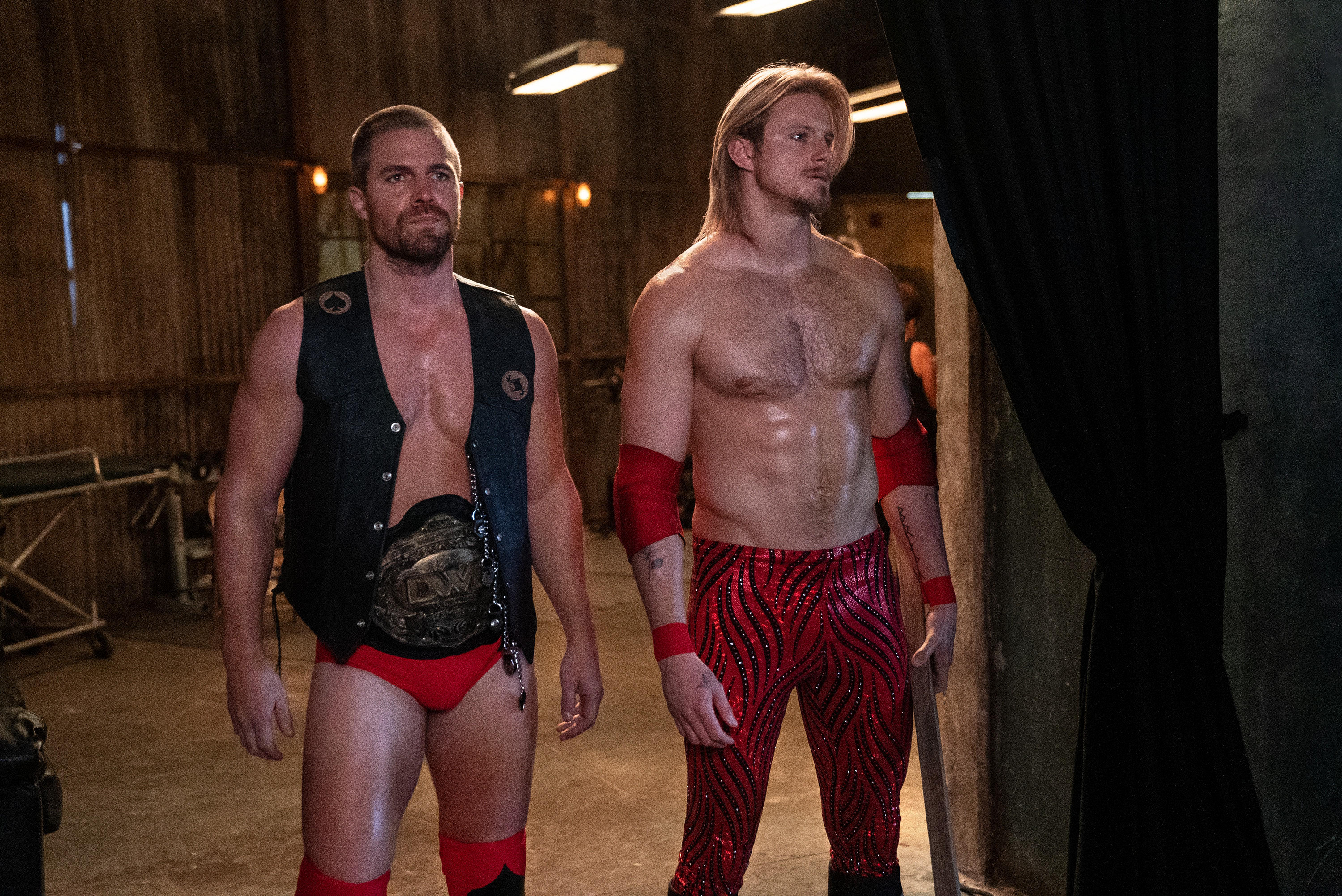Heels Review: Starz Drama Successfully Merges Indie Wrestling and Family - TV Fanatic