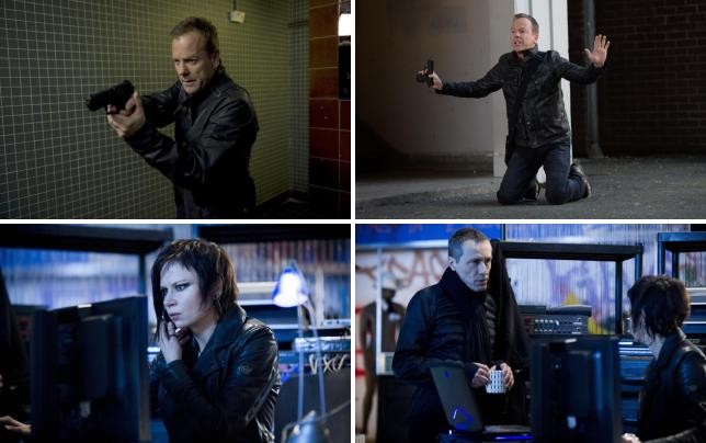 Jack bauer is back