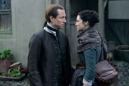 Bargaining - Outlander Season 2 Episode 12