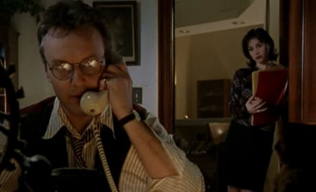 The Signs - Buffy the Vampire Slayer Season 1 Episode 12