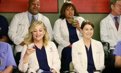 Grey's Anatomy Season 11 Episode 19 Review: Crazy Love
