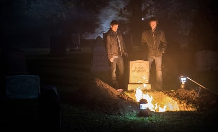 Supernatural Season 12 Episode 3 Review: The Foundry