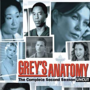 Grey's Anatomy: Season Two Uncut