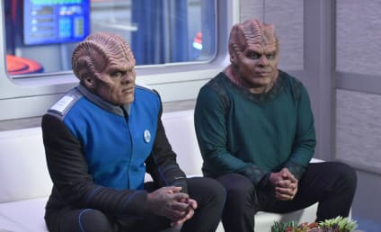 TV Ratings Report: The Orville Crashes to Series Lows