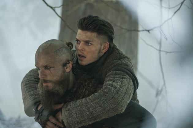Floki and Ivar - Vikings Season 4 Episode 17