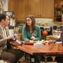 Plenty to Talk About  - The Big Bang Theory Season 9 Episode 24