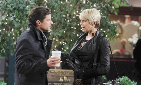 Nicole Asks For Help - Days of Our Lives
