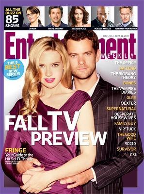 Fringe Cover Photo