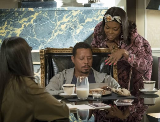 Lucious Can't Resist Cookie - Empire