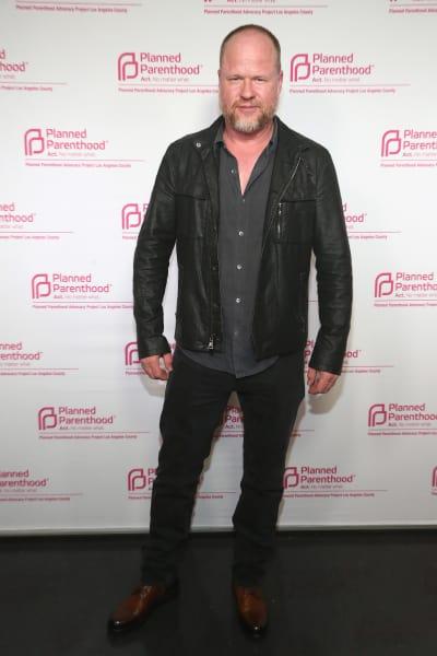 Joss Whedon Smiles